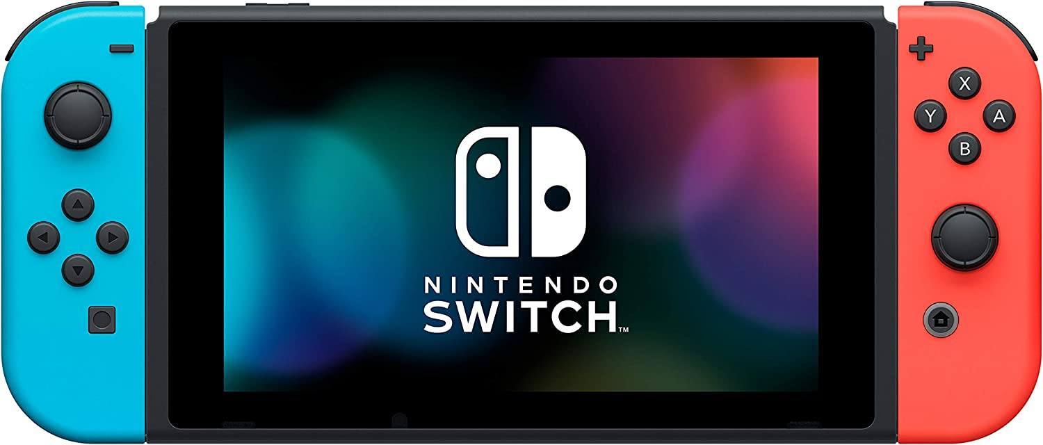 Nintendo Consola Switch Neon 32GB Version 1.1